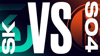 SK vs. S04 - Week 2 Day 1 | LEC Summer Split | SK Gaming vs. Schalke 04 (2021)