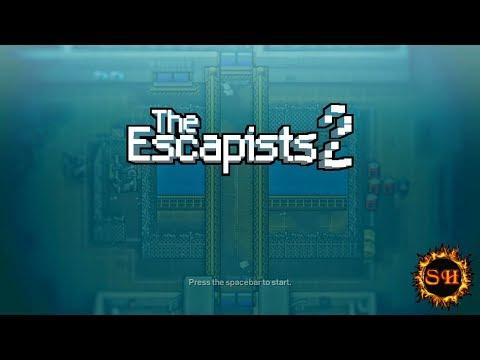 Prison Break | HMP Offshore | The Escapists 2 ► 10 LIKES Giveaway