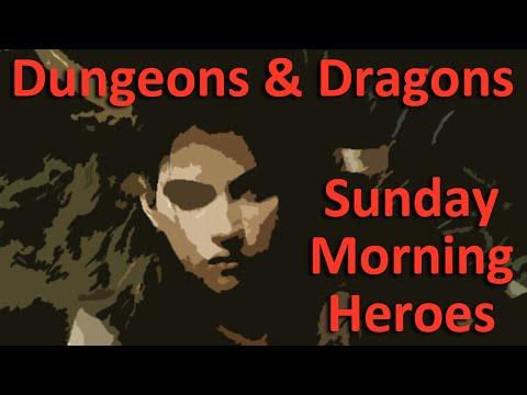 Dungeons & Dragons 4-3 Erik and Rocks