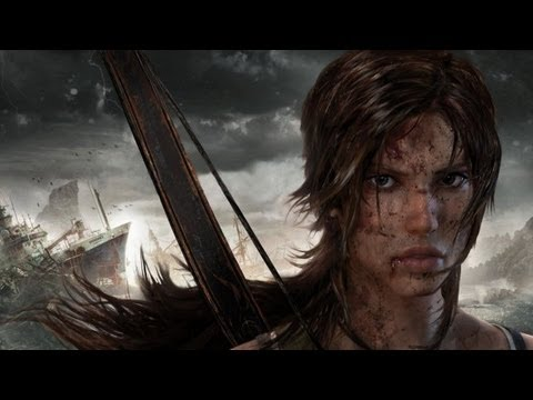 Tomb Raider music video Lose Yourself Till I Collapse Patiently Waiting (Eminem Dubstep)