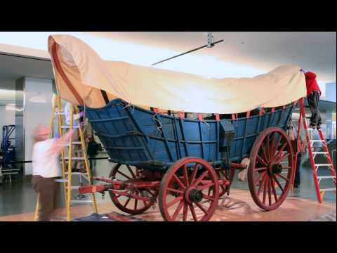 Conestoga Wagon Time-Lapse