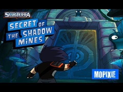 Online Slugterra Adventure Games Slugterra Secret Of The