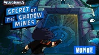 Online Slugterra Adventure Games Slugterra Secret Of The Shadow Mines
