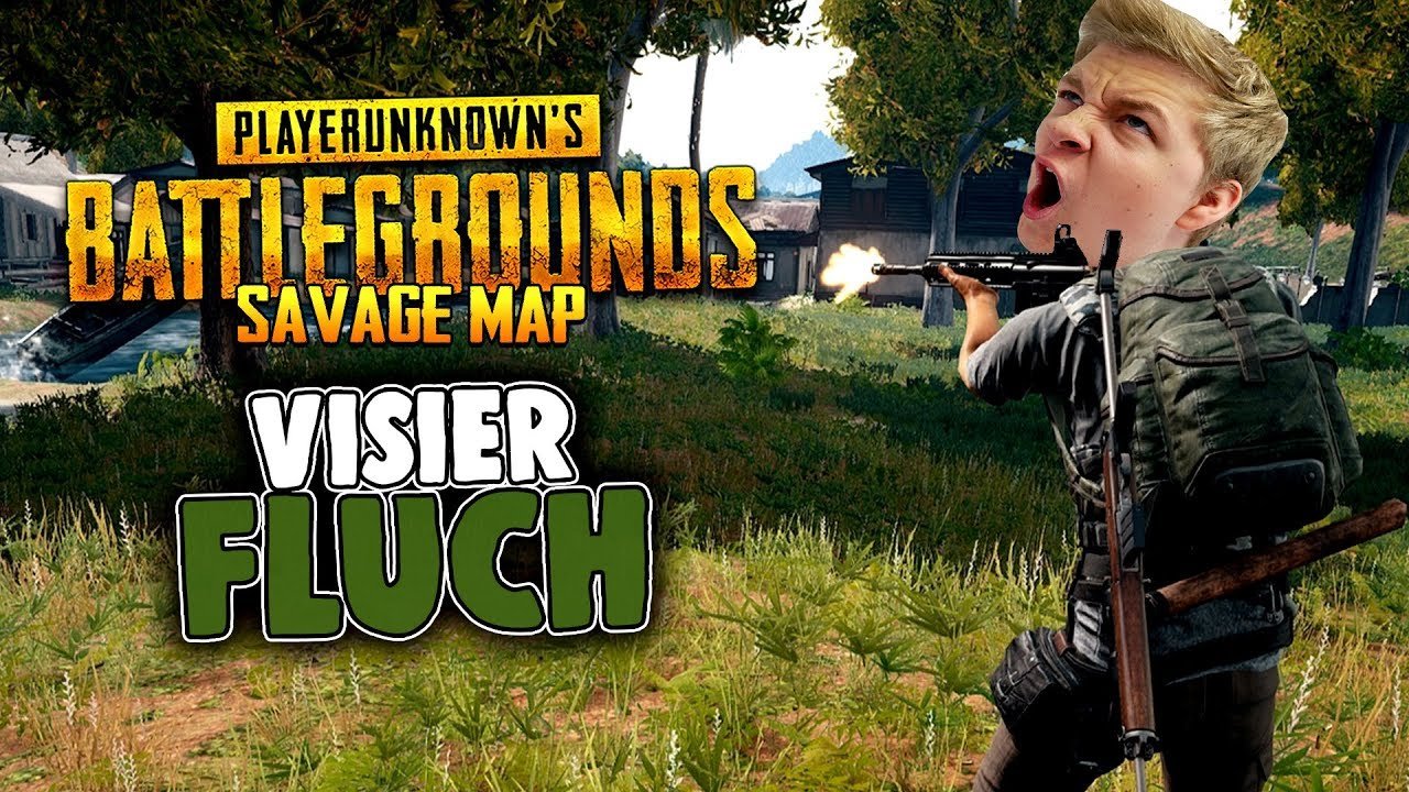 Playerunknown S Battlegrounds Maps Loot Maps Pictures: PUBG Savage Map Gameplay