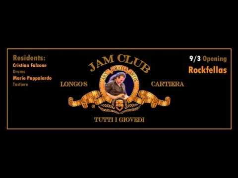 Longo's Jam Club | La Cartiera | 9 Marzo 2017