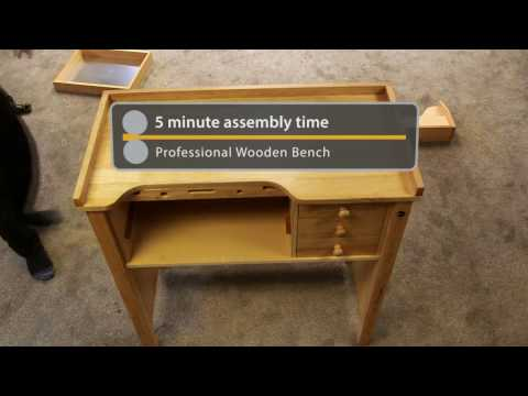 Professional Wooden Workbench – Product Introduction – Durston