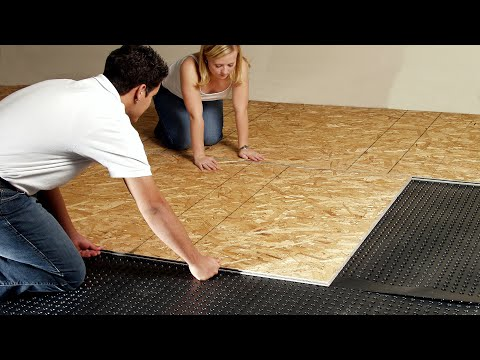 Platon Flooring Installation - Presented by Armtec