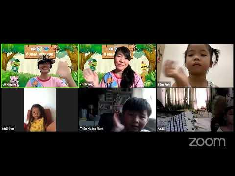 Học tiếng Anh cùng e-tiNi   Kể chuyện tiếng Anh   7/6/2021   10:30   Lớp cho bé 3-5 tuổi