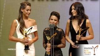 Pantene Altın Kelebek Yıldızı Parlayanlar Ödülü - Dilan Deniz, Melisa Pamuk ve Simge
