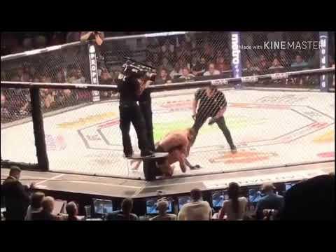 DETIK2 VIDIO KHABIB Mengamuk Dan Menyerang Tim Conor mcgregor,
