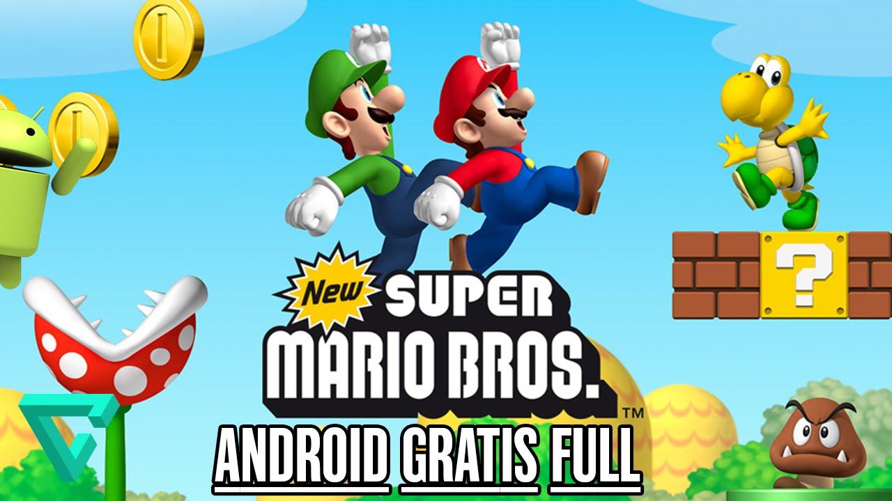 new super mario bros wii apk download android