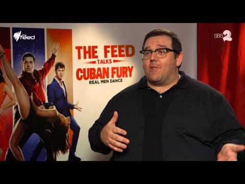 Nick Frost talks Cuban Fury & Sex (The Feed)
