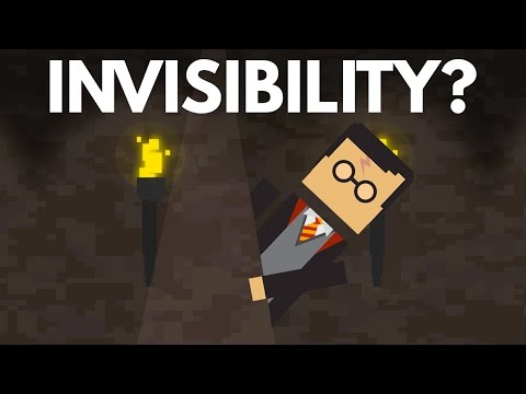 What Would It Take To Make A True Invisibility Cloak?
