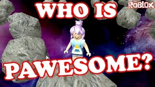ROBLOX / WHO IS PAWESOME?!? / Epic Mini Games / GamingwithPawesomeTV
