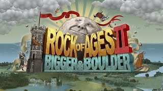 Let's Play Rock of Ages 2 #01: Diving Headlong Back into Silliness