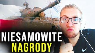 NIESAMOWITE NAGRODY - World of Tanks
