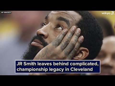 J.R. Smith leaves behind complicated, championship legacy in Cleveland