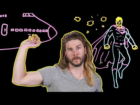 Why You Don't Actually Want Super Strength! | Because Science w/ Kyle Hill