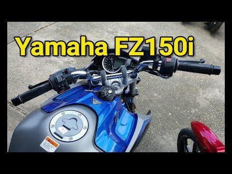 New Yamaha FZ150i