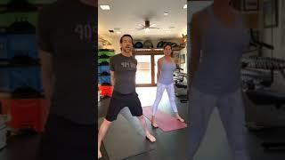 Quarantine Yoga Flow III, April 4, 2020