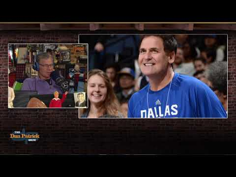 Dan Patrick: NBA Should Have Suspended Mark Cuban for Harassment Controversy | 9/20/18