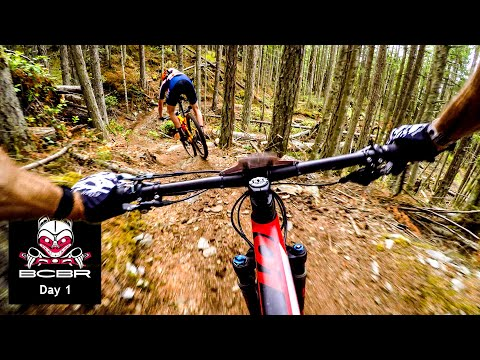 BC Bike Race Is ON And I'm OFF To A Bad Start | BC Bike Race 2019 - Day 1
