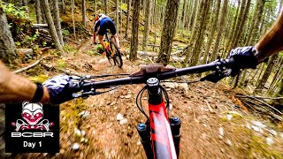 BC Bike Race is ON and I'm OFF to a bad start | BC Bike Race 2019 - Day 1