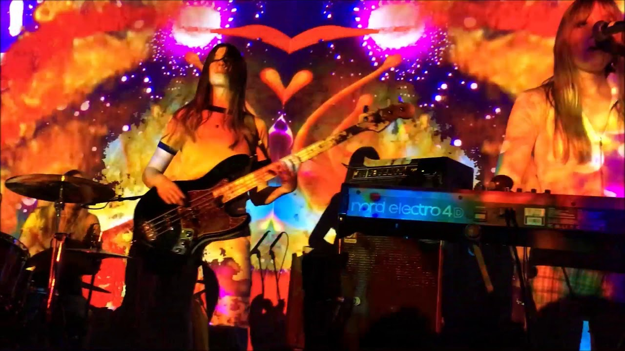 Stonefield - Live at The Bootleg Theater 4/16/2018