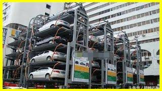 看看日本停車場!這空間利用簡直讓人嫉妒!