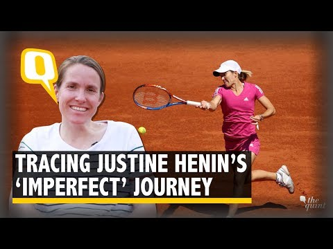 Justine Henin: 'Imperfect' Journey of a 7-Time Grand Slam Champion | The Quint