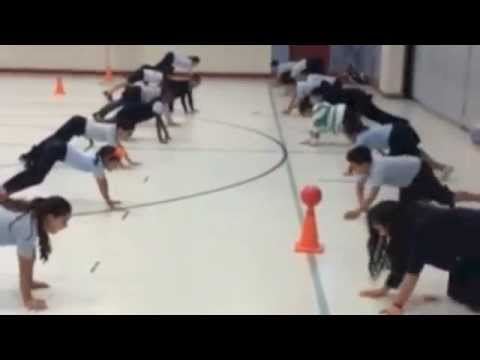 Physical Education Instant Activities for Upper body strength