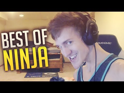 Ninja Fortnite Best Moments #1