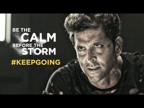 HRX – Keep Going Motivational Video Director's Cut Ft. Hrithik Roshan