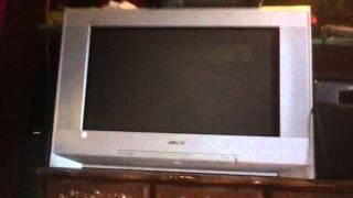 """Trash Picked Sony WEGA 32"""" HDTV"""