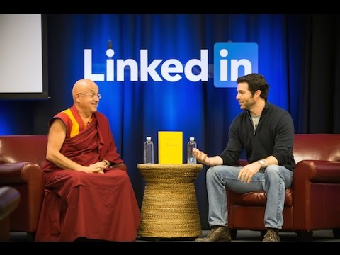 Matthieu Ricard | The Power of Altruism | LinkedIn Speaker Series
