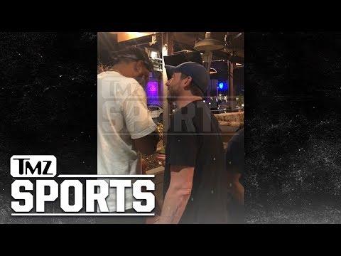 Nickelback's Chad Kroeger Sings to Phoenix Suns' Alan Williams  TMZ Sports