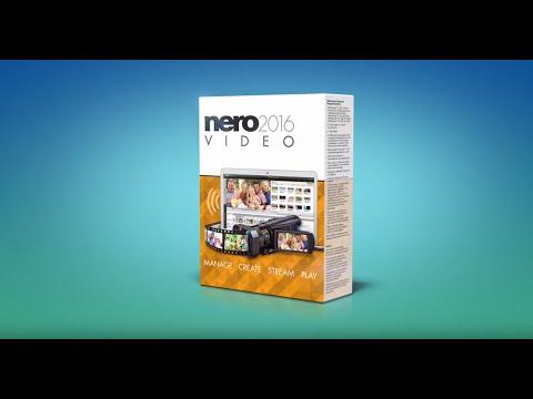 Nero Video 2016 - Product Video