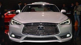 видео Infiniti представил новую версию седана Q50