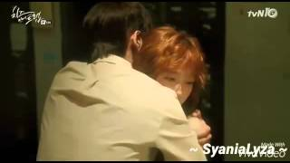 3 romantic hugs- cheese in the trap