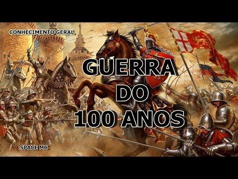 Rap da Guerra dos 100 Anos  - Conhecimento Geral