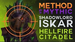Method vs Shadow-Lord Iskar Mythic