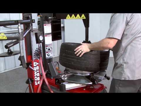 R980ATF Demo / Ranger Tire Changer