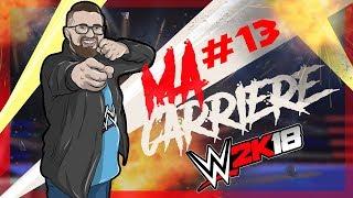 WWE 2K18: Ma Carrière #13 | Luchador Mexicain VS Luchador Algerien ! thumbnail