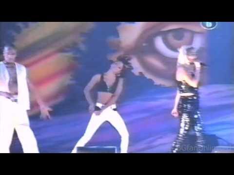 2 Unlimited - Live Performance Megadance 1995