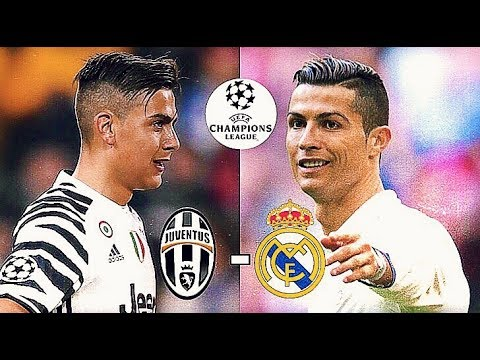 Dybala VS Ronaldo -FINAL CHAMPIONS LEAGUE 2017-