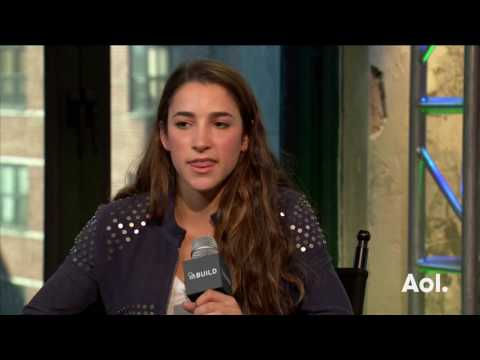 Aly Raisman Discusses The Olympics And What Her Life Looks Like Now   BUILD Series