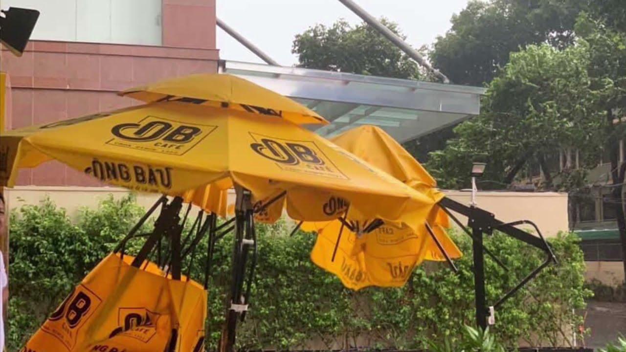 Trực tiếp bão số 12- ETAU tại Nha Trang