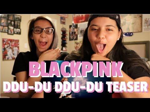 BLACKPINK '뚜두뚜두 (DDU-DU DDU-DU)' MV TEASER REACTION!!!
