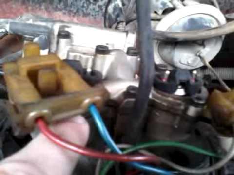 87 Chevy R10 Wiring Diagram Fuel Pressure Regulator Fix On A 87 Sierra Youtube