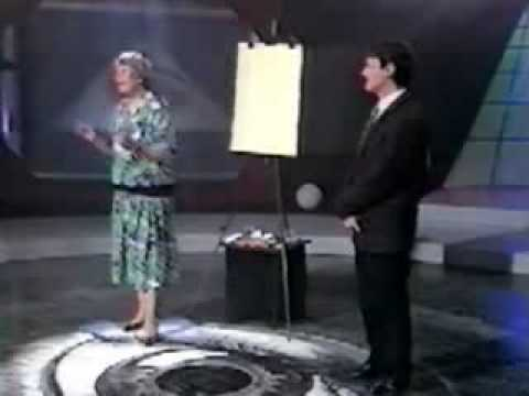 James Randi and a Psychic Artist